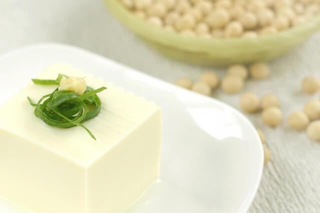 美味しい豆腐 写真