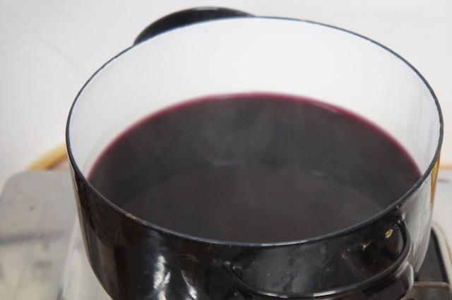 紫蘇ジュース|手作り|画像