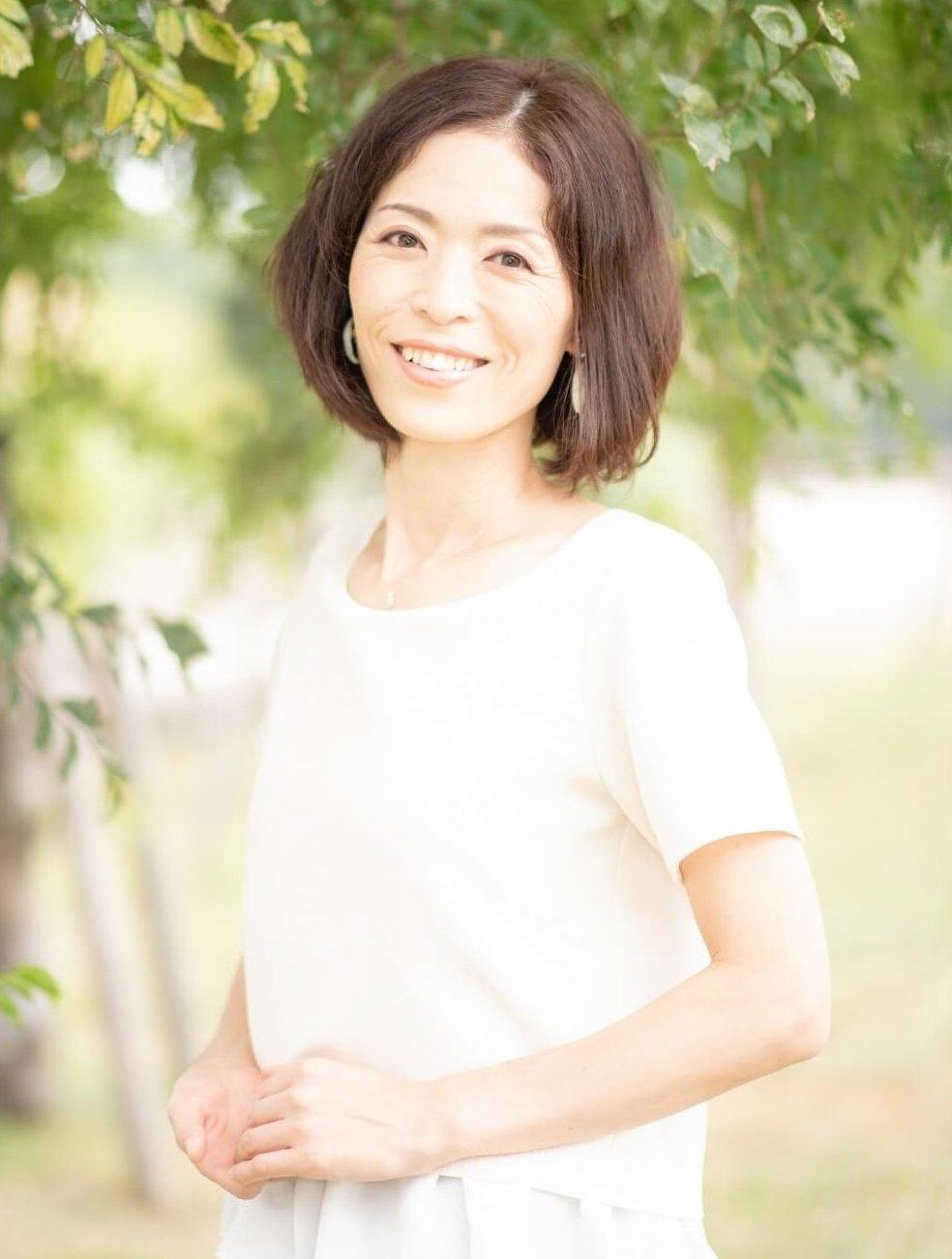 笠原ルミ子|フリーランス管理栄養士|プロフィール写真|レシピ開発