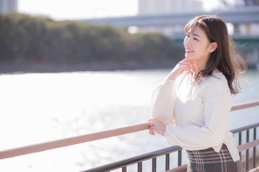 歯科で働く管理栄養士|石川桃子|プロフィール写真|