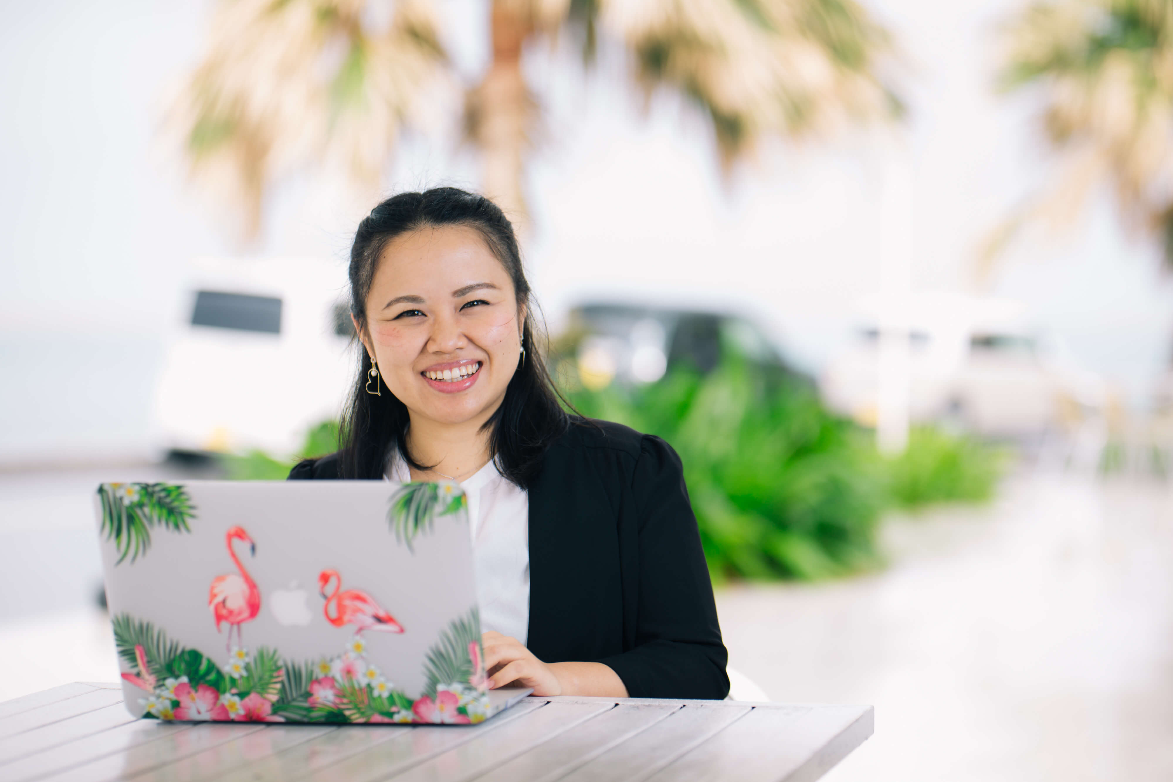伊良皆真美|管理栄養士|沖縄|プロフィール横