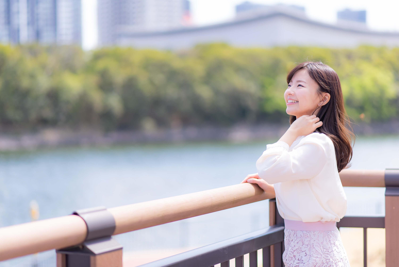 真由美さん|プロフィール写真|横