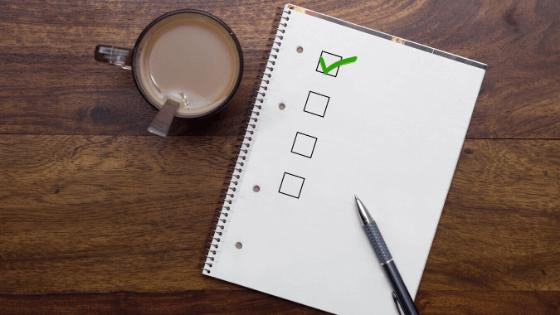 チェックリスト|目標達成のコツ|フリーランス